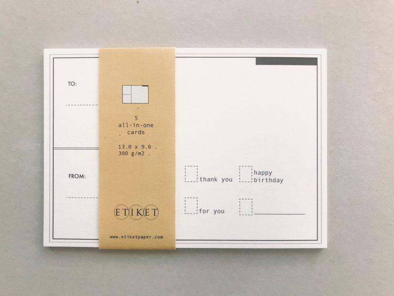 birthday-card, thank you-card