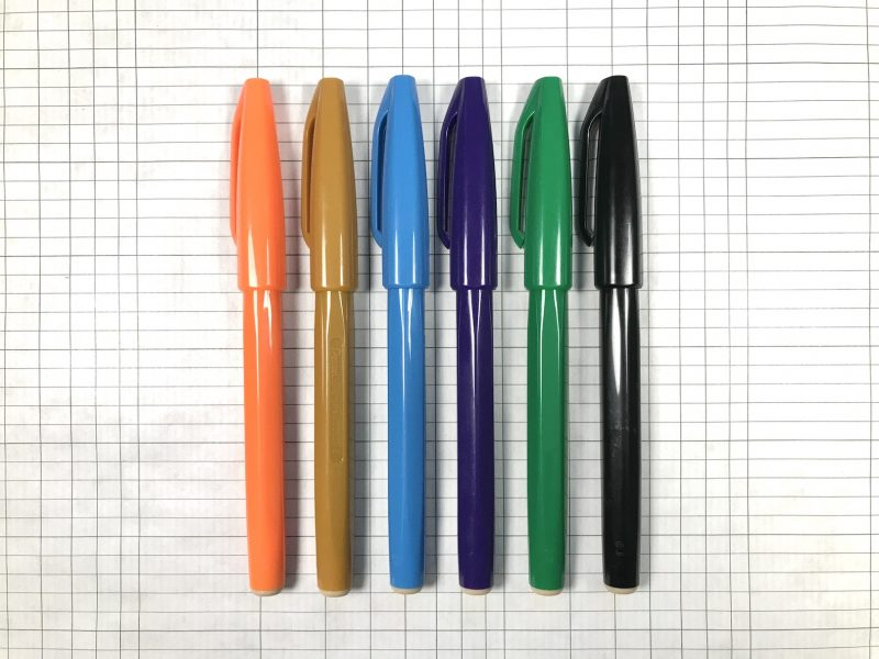 Pentel Sign Pen -3