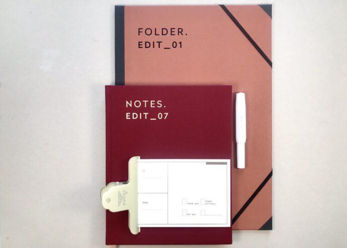 Folder Edit_01 and Notes Edit_07