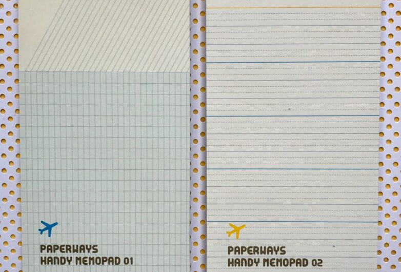 Handy Pad lined and squared
