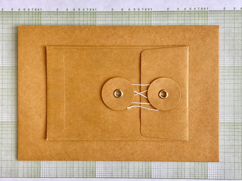 Kraft Envelope small and medium