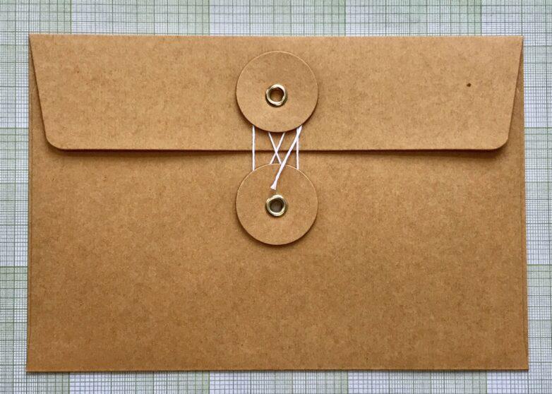 Kraft Envelope medium