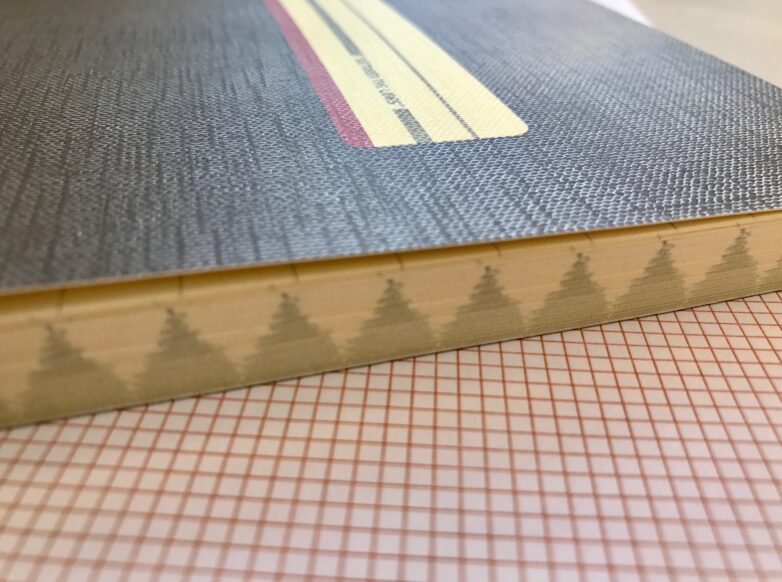 Between the Lines Journal side