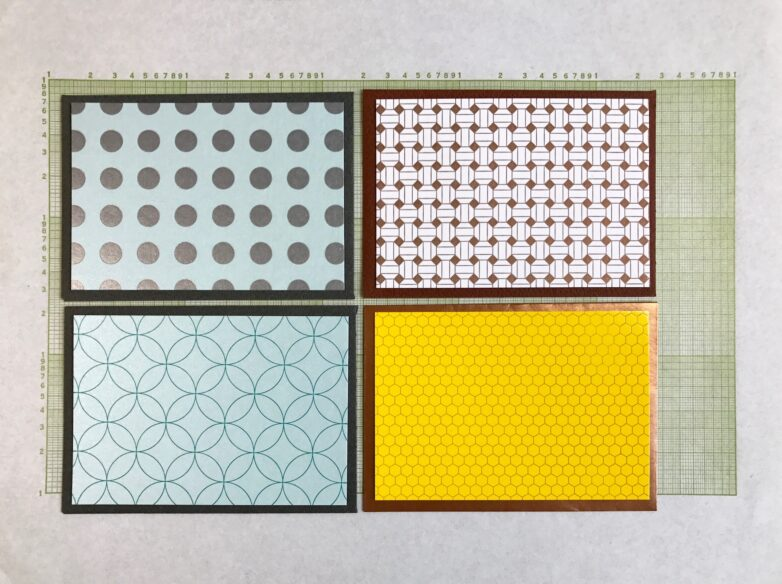 Mini Cards with envelopes