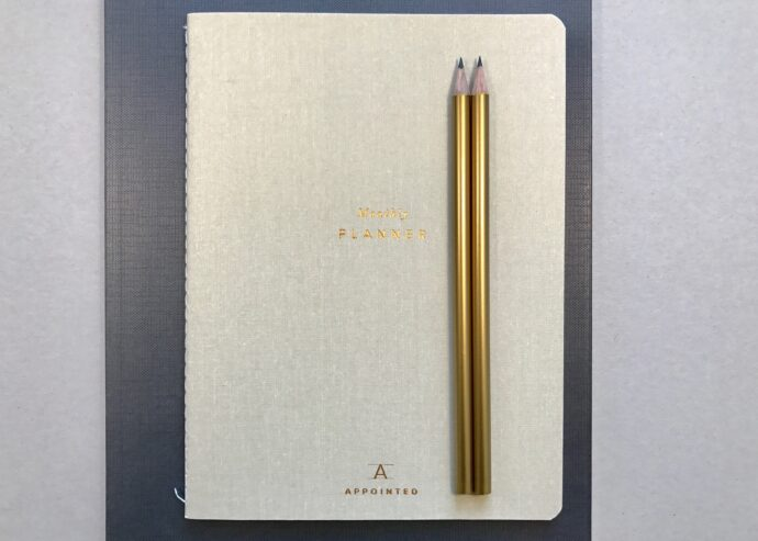 Monthly Planner and Workbook