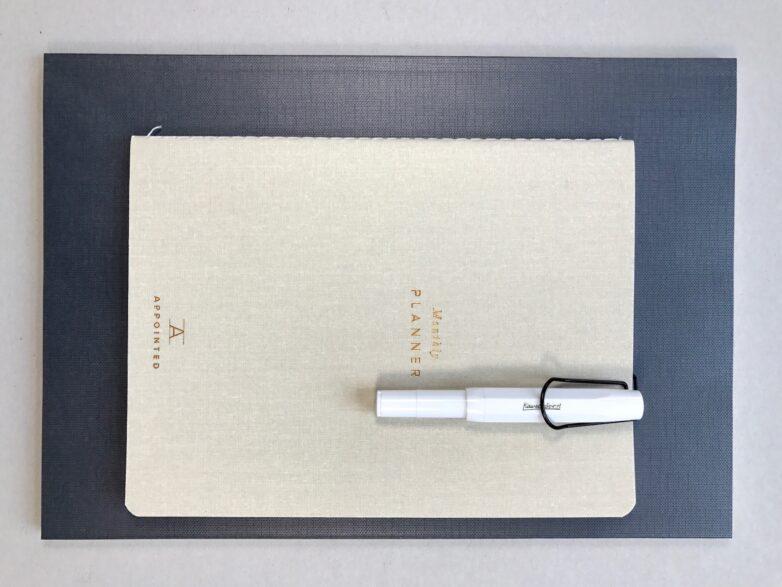 Pen Hook with Fountain Pen