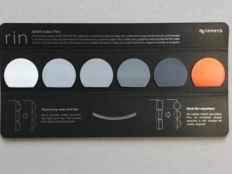 Rin Stickers