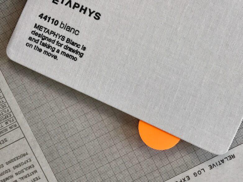 Rin Sticker as a bookmark