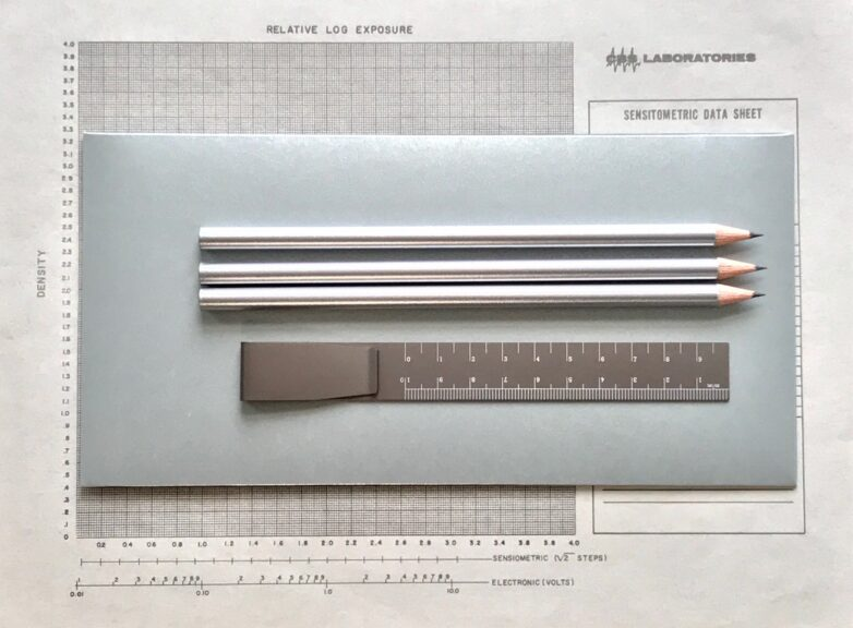 Shiny Pencil silver