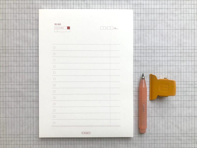 Notepad ToDo